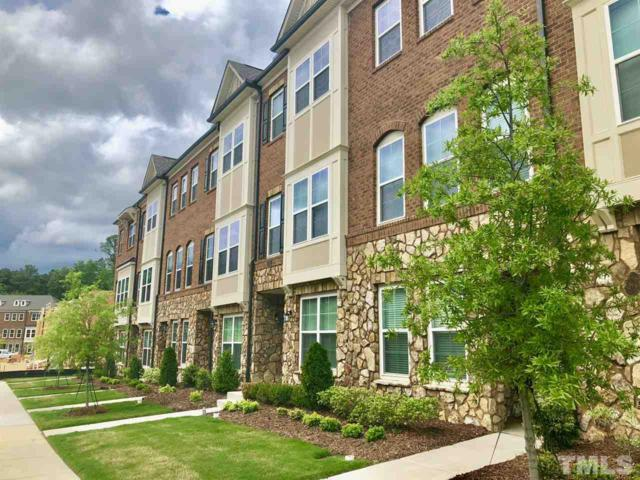 809 Bankston Woods Way #80, Raleigh, NC 27609 (#2192627) :: Raleigh Cary Realty