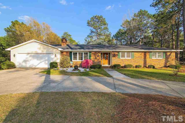 300 Midlothian Drive, Southern Pines, NC 28387 (#2192638) :: RE/MAX Real Estate Service