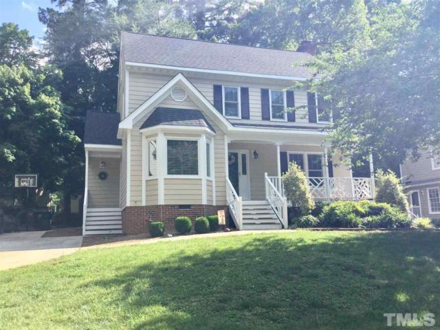 6616 Tealbriar Drive, Raleigh, NC 27615 (#2192725) :: The Perry Group