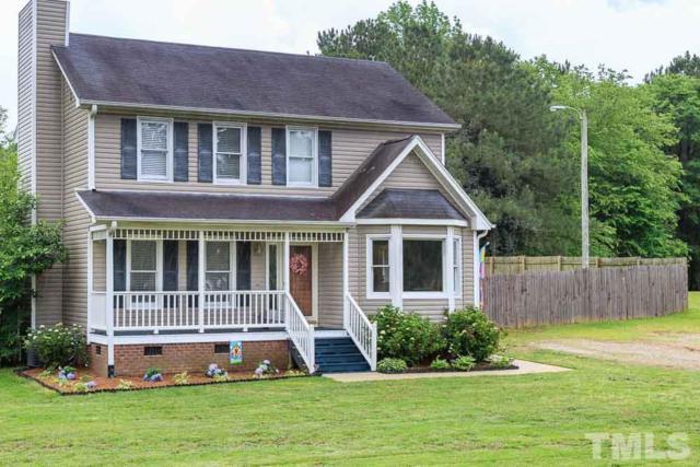 3590 Cornwallis Road, Garner, NC 27529 (#2192774) :: Raleigh Cary Realty