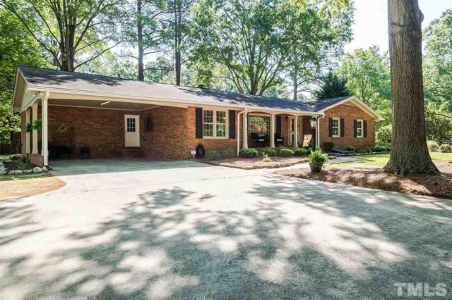 307 S Arendell Avenue, Zebulon, NC 27597 (#2192788) :: The Jim Allen Group