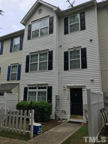 3020 Barrymore Street #110, Raleigh, NC 27606 (#2192850) :: RE/MAX Real Estate Service