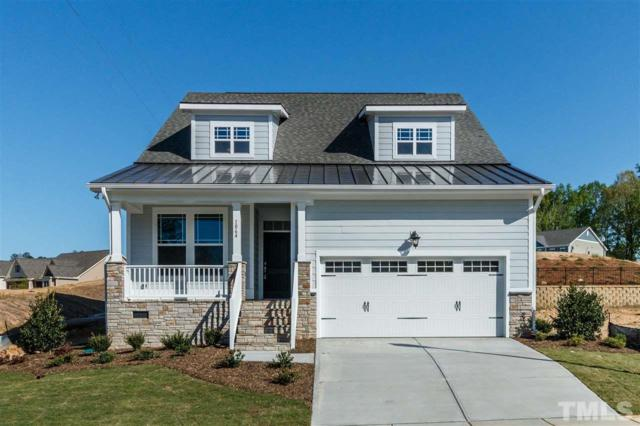 1057 Poppy Field Lane 410 TSF, Wake Forest, NC 27587 (#2192921) :: Raleigh Cary Realty