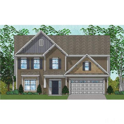 4712 Broad Falls Lane Lot 137, Knightdale, NC 27545 (#2192922) :: Raleigh Cary Realty
