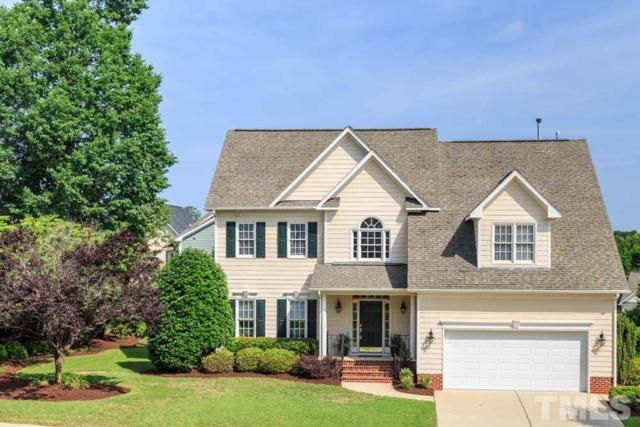 1103 Overcliff Drive, Apex, NC 27502 (#2192941) :: Rachel Kendall Team