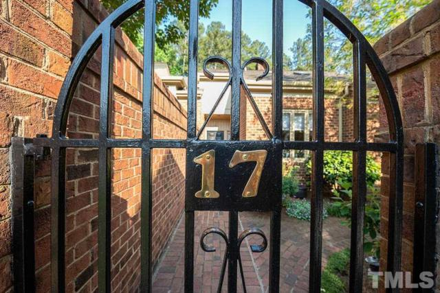 17 Innisfree Drive, Durham, NC 27707 (#2192961) :: The Abshure Realty Group