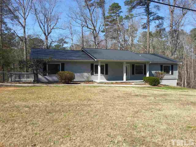 411 Newport Drive, Mount Gilead, NC 27306 (#2192973) :: The Perry Group