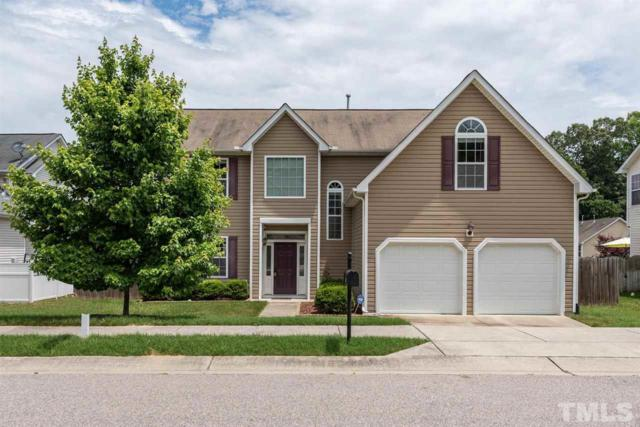 2224 Water Spray Drive, Raleigh, NC 27610 (#2192974) :: RE/MAX Real Estate Service