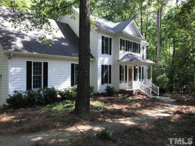 4509 Briarglen Lane, Holly Springs, NC 27540 (#2193005) :: The Perry Group