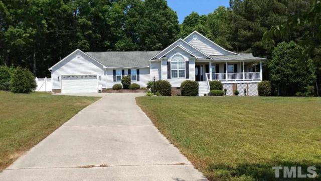 116 Gary Court, Garner, NC 27529 (#2193065) :: The Abshure Realty Group
