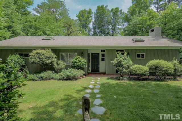 1026 Highland Woods Road, Chapel Hill, NC 27517 (#2193075) :: Raleigh Cary Realty