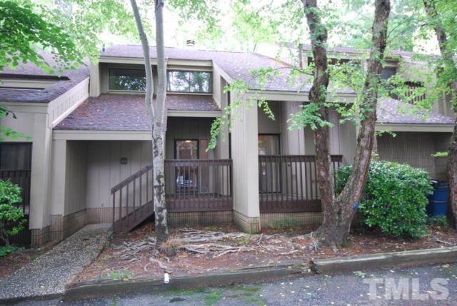 4100 Five Oaks Drive #50, Durham, NC 27707 (#2193094) :: The Jim Allen Group
