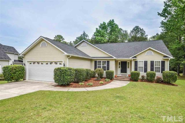 36 Night Heron Court, Sanford, NC 27332 (#2193210) :: The Abshure Realty Group