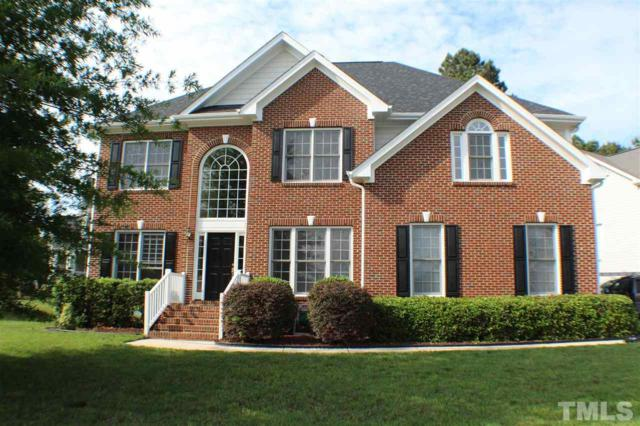 6101 Clapton Drive, Wake Forest, NC 27587 (#2193213) :: The Abshure Realty Group