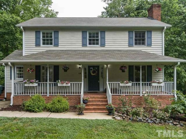 15 Kinsey Court, Durham, NC 27705 (#2193224) :: The Abshure Realty Group