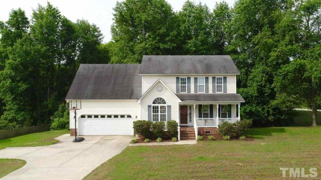 305 Tast Drive, Wendell, NC 27591 (#2193226) :: The Perry Group