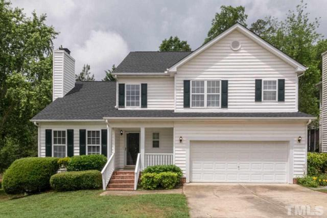 705 Midsummer Lane, Apex, NC 27502 (#2193227) :: The Abshure Realty Group