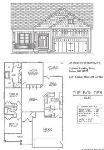 83 Moss Landing Drive, Selma, NC 27576 (#2193229) :: The Perry Group