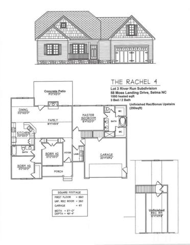 58 Moss Landing Drive, Selma, NC 27576 (#2193266) :: The Perry Group