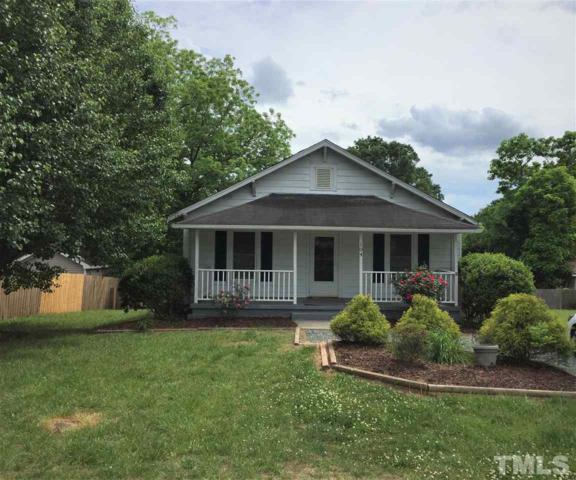 104 Cedar Street, Gibsonville, NC 27249 (#2193269) :: Allen Tate Realtors