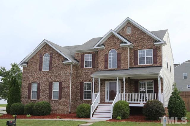 846 Middle Ground Avenue, Rolesville, NC 27571 (#2193274) :: The Jim Allen Group