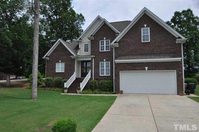 100 Mantle Drive, Clayton, NC 27527 (#2193282) :: Allen Tate Realtors