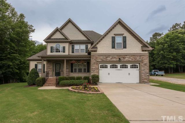 1152 Southern Meadows Drive, Raleigh, NC 27603 (#2193362) :: The Perry Group