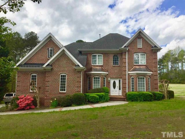 4505 Fairway Drive, Henderson, NC 27536 (#2193377) :: The Perry Group
