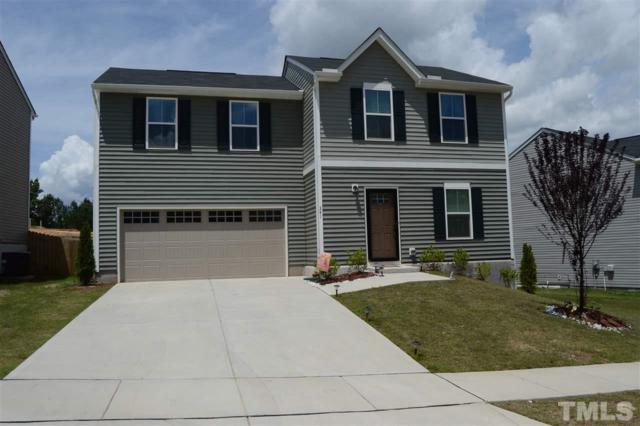341 Fieldspar Lane, Clayton, NC 27520 (#2193386) :: The Abshure Realty Group