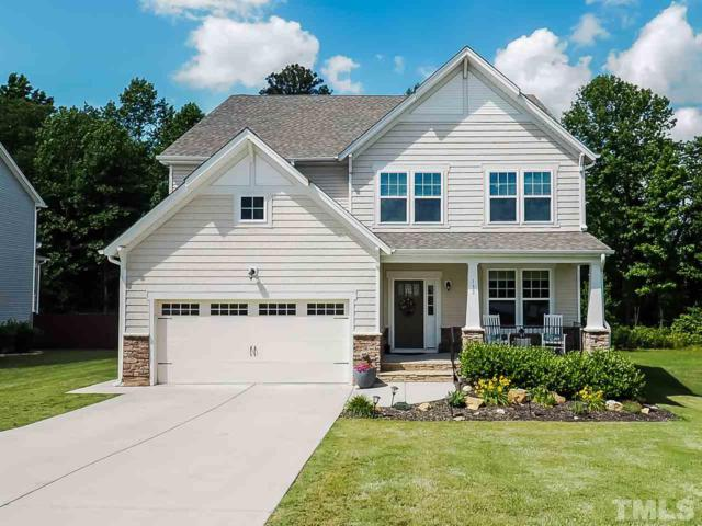 132 Abbeville Lane, Holly Springs, NC 27540 (#2193409) :: The Perry Group
