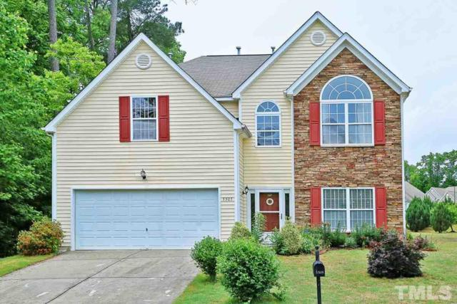 5505 Robbins Drive, Raleigh, NC 27610 (#2193429) :: The Perry Group