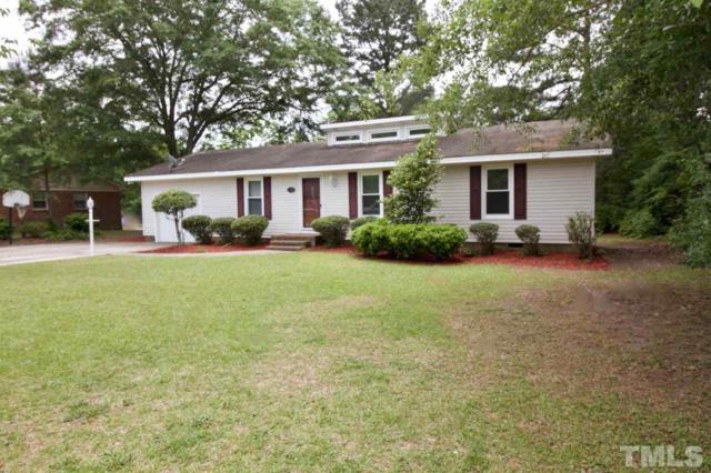 226 Lester Street, Angier, NC 27501 (#2193433) :: The Abshure Realty Group