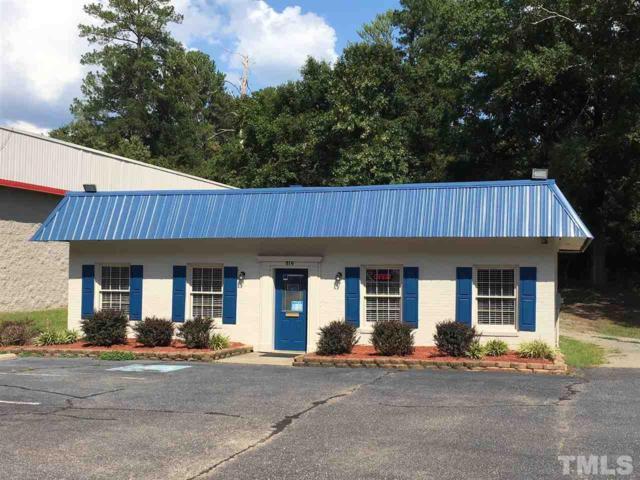 816 N Horner Boulevard, Sanford, NC 27330 (#2193493) :: RE/MAX Real Estate Service