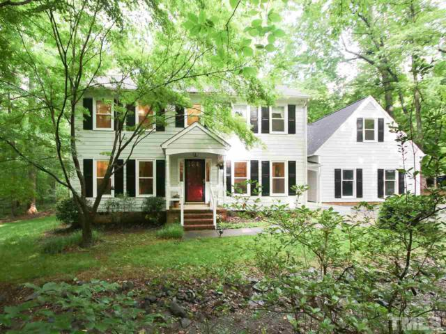9412 Laurel Springs Drive, Chapel Hill, NC 27514 (#2193499) :: The Perry Group