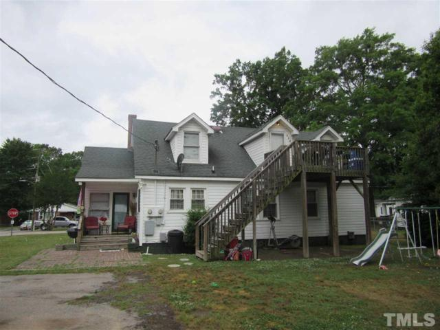 300 & 302 Hester Street Duplex, Knightdale, NC 27545 (#2193538) :: Raleigh Cary Realty