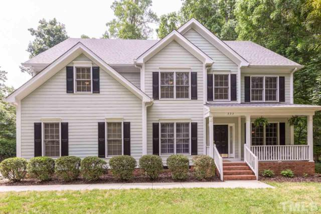 222 Autumn Drive, Chapel Hill, NC 27516 (#2193557) :: The Perry Group