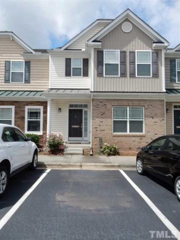 711 Keystone Park Drive #66, Morrisville, NC 27560 (#2193593) :: Raleigh Cary Realty