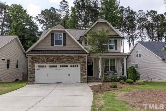 109 Bonterra Drive, Youngsville, NC 27596 (#2193601) :: The Perry Group