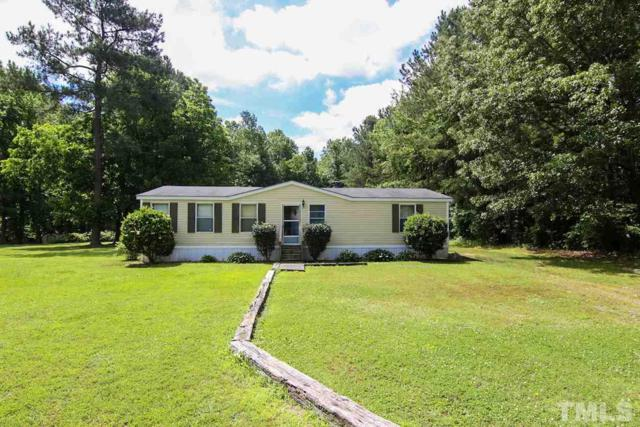 44 Crescent Drive, Princeton, NC 27569 (#2193604) :: Better Homes & Gardens | Go Realty