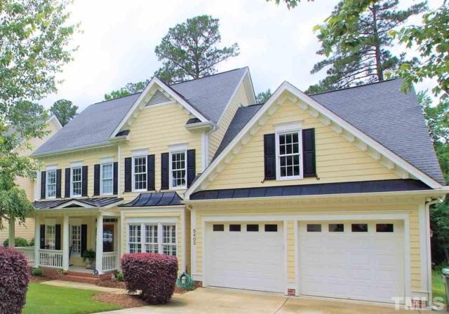 5402 Highcroft Drive, Cary, NC 27519 (#2193625) :: The Perry Group