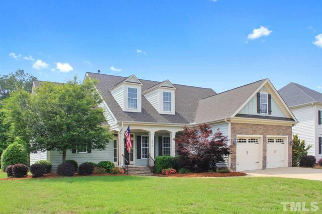 808 Minerva Dale Drive, Fuquay Varina, NC 27526 (#2193627) :: The Abshure Realty Group