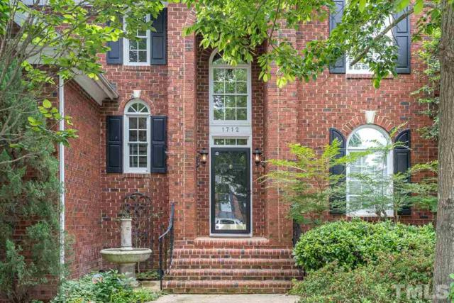 1712 Whittington Drive, Raleigh, NC 27614 (#2193630) :: The Abshure Realty Group