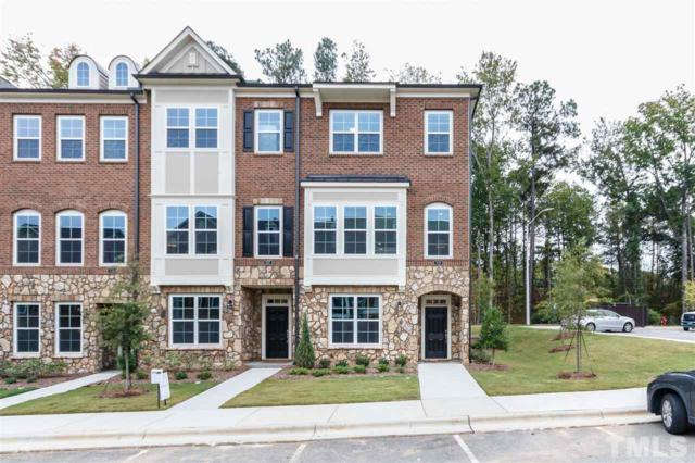 807 Bankston Woods Way #81, Raleigh, NC 27609 (#2193646) :: Raleigh Cary Realty