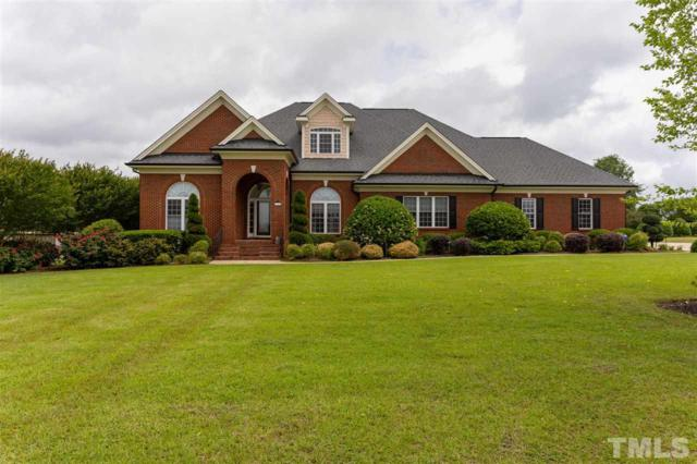 50 Berwick Place, Clayton, NC 27520 (#2193668) :: The Perry Group