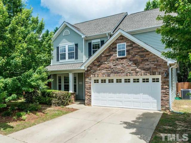 1608 Hayesville Drive, Fuquay Varina, NC 27526 (#2193678) :: The Abshure Realty Group