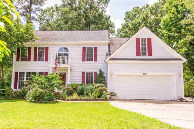 1107 Laurens Way, Knightdale, NC 27545 (#2193680) :: Raleigh Cary Realty
