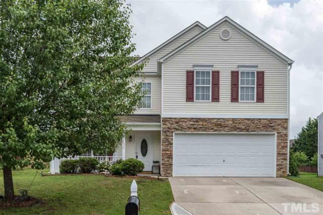 1032 Breeze Lane, Clayton, NC 27520 (#2193691) :: The Abshure Realty Group