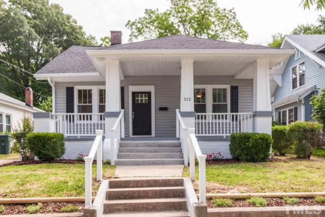 512 N Driver Street, Durham, NC 27703 (#2193722) :: Raleigh Cary Realty
