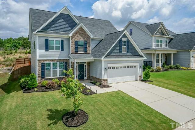 224 Sweet Violet Drive, Holly Springs, NC 27540 (#2193751) :: Kim Mann Team