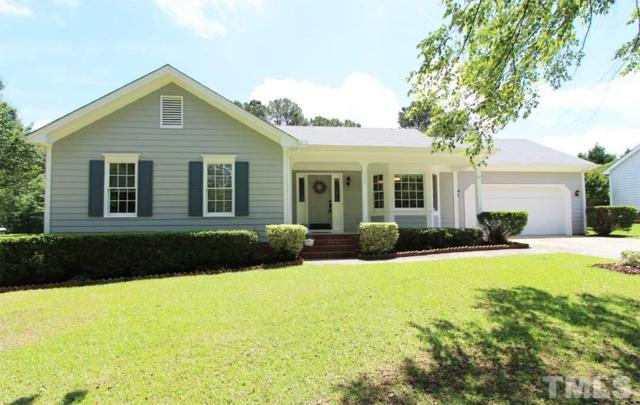 117 Riding Ridge Road, Fuquay Varina, NC 27526 (#2193760) :: The Abshure Realty Group